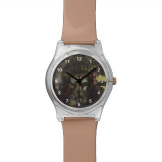 Tarde de Konstantin Somov- Reloj