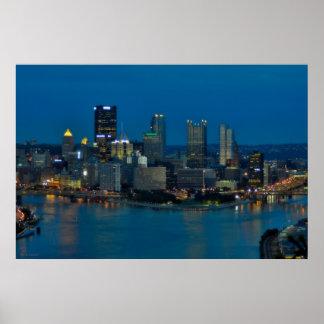 Tarde de Pittsburgh Póster