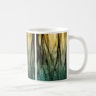 Tarde del invierno taza