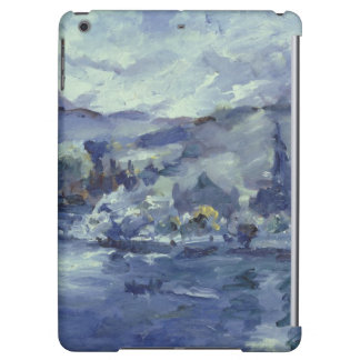 Tarde en el lago Alfalfa, 1924