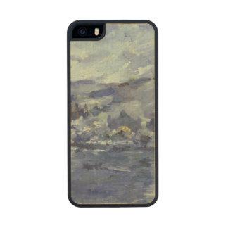 Tarde en el lago Alfalfa, 1924 Funda De Arce Carved® Para iPhone 5 Slim