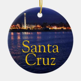 Tarde en el paseo marítimo de Santa Cruz Ornamentos Para Reyes Magos