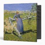 Tarde en las montañas, 1892 (aceite en lona)