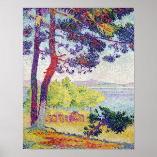 Tarde en Pardigon, Var, 1907 Poster