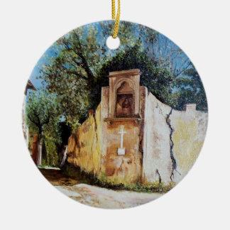 TARDE EN RIMAGGIO/la opinión de Toscana Ornamentos De Reyes