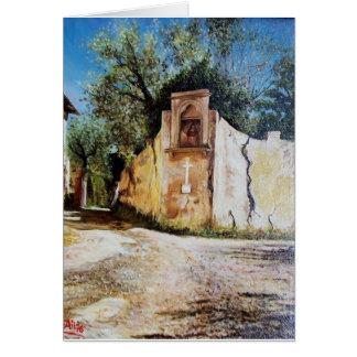 TARDE EN RIMAGGIO/la opinión de Toscana Felicitación