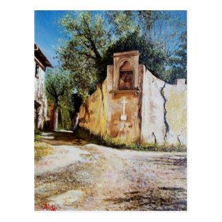 TARDE EN RIMAGGIO/la opinión de Toscana Tarjetas Postales