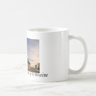 Tarde en Vitachiv Tazas De Café