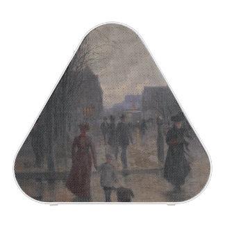 Tarde lluviosa en la avenida de Hennepin, c.1902 Altavoz Bluetooth