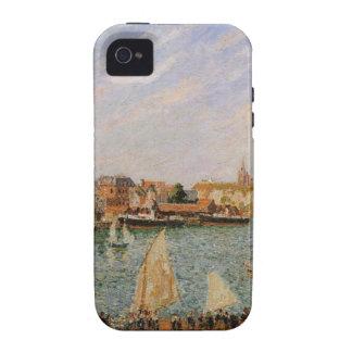 Tarde, Sun, el puerto interno, Dieppe Vibe iPhone 4 Carcasas