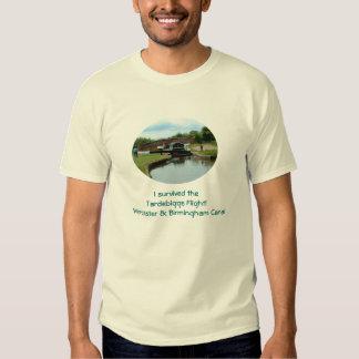 Tardebigge Flight Survivor T-Shirt