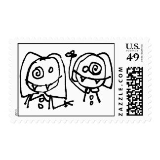 tarded Stamps