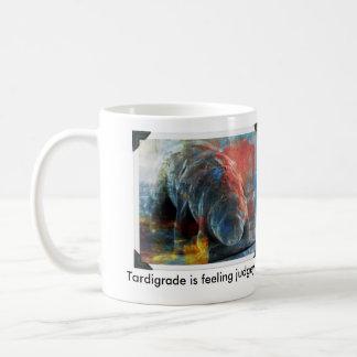 Tardigrade Judgey Mug