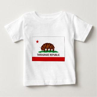 Tardigrade Republic Flag Baby T-Shirt