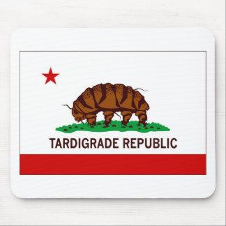 Tardigrade Republic Flag Mouse Pad