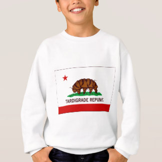 Tardigrade Republic Flag Sweatshirt