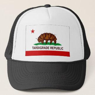 Tardigrade Republic Flag Trucker Hat