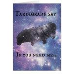 Tardigrade Say - Judging Cards