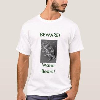 Tardigrade Swim Team T-Shirt