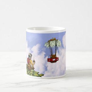 tardigrade travel classic white coffee mug
