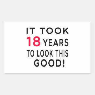 Tardó 18 años de diseños del cumpleaños rectangular altavoz