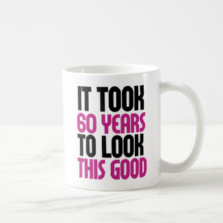 Tardó 60 años para mirar esto bueno taza