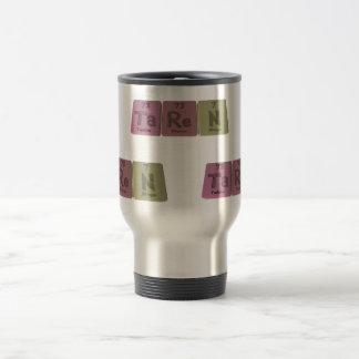 Taren as Tantalum Rhenium Nitrogen 15 Oz Stainless Steel Travel Mug