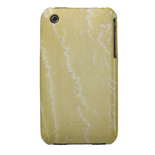Tarentise Cheese, Abstract iPhone 3 Cover