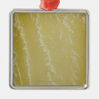 Tarentise Cheese, Abstract Metal Ornament