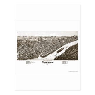Tarentum Allegheny Postcard