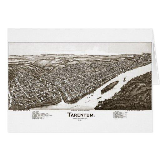 Tarentum Allegheny Tarjeta De Felicitación