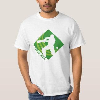 Tareq Aziz Cricket T-Shirt