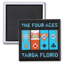 TARGA FLORIO RACE MAGNET