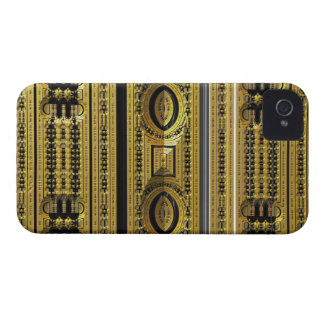 Target Abstrct 3D fractal iPhone 4 Cover