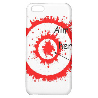 target aim cover for iPhone 5C