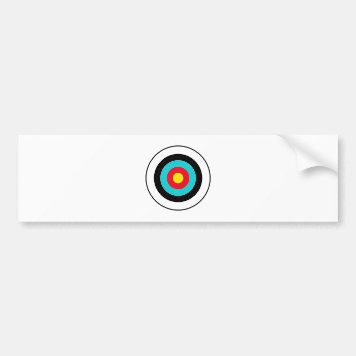 target bumper sticker