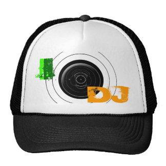 Target_circle, hdphnes, I, DJ, I Trucker Hat