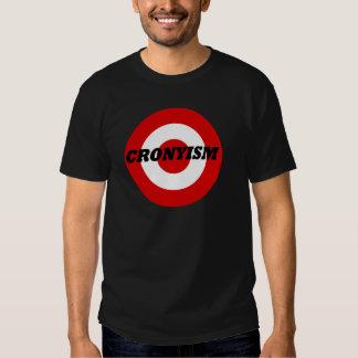 Target Cronyism T Shirt