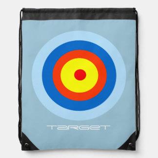 Target Drawstring Bag