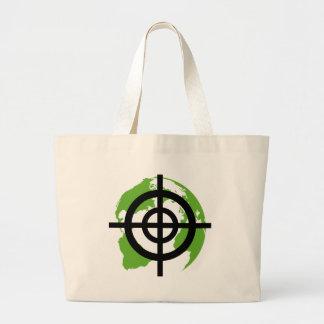 Target Earth Environment crossfades Tote Bag