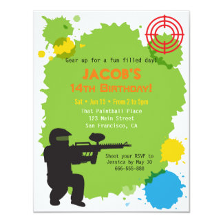 target invitations  announcements  zazzle, Party invitations