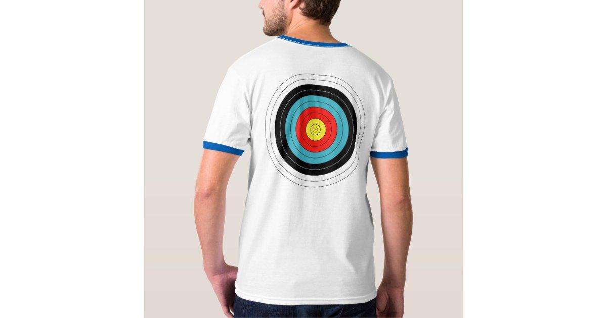 Target On My Back Shirt Zazzle Com