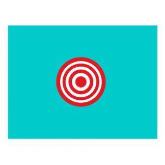 target postcard