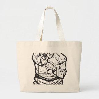 Target Practice Canvas Bags
