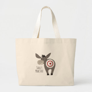 Target Practice Jumbo Tote Bag