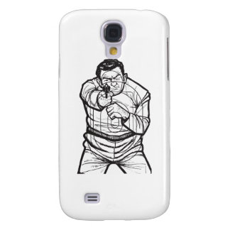 Target Practice Galaxy S4 Cover