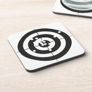Target Practice Coaster