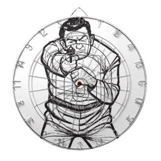 Target Practice Dart Board