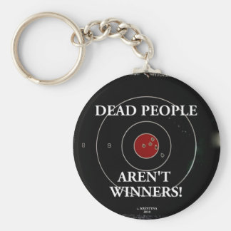 TARGET PRACTICE FUNNY PHRASES 1 KEYCHAIN