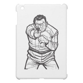 Target Practice iPad Mini Cover
